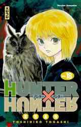 9782871296850 Manga Hunter X Hunter Vol 18 BD