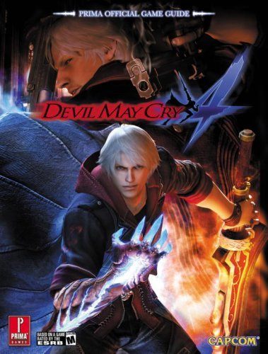 9783940643124 Guide de Soluce Devil May Cry 4