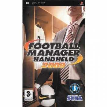 5060138440005 Football Manager 2009 FR PSP