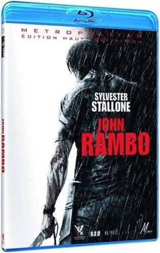 3512391536855 John Rambo (IV 4) (Sylvester stallone) FR BR