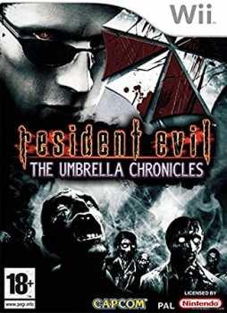 45496364182 RE Resident Evil The Umbrella Chronicles UK WII