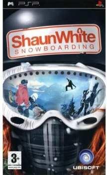 3307211605473 Shaun White Snowboarding FR PSP