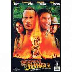 8712609062649 Bienvenue dans la Jungle - welcome to the jungle (The rock) FR DVD