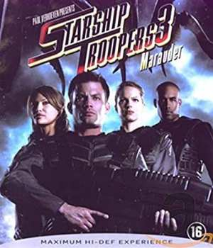 8712609662436 Blu-ray - Starship Troopers 3 FR BR