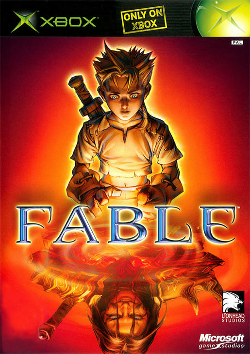 882224187763 Fable lost chapters FR XBOX