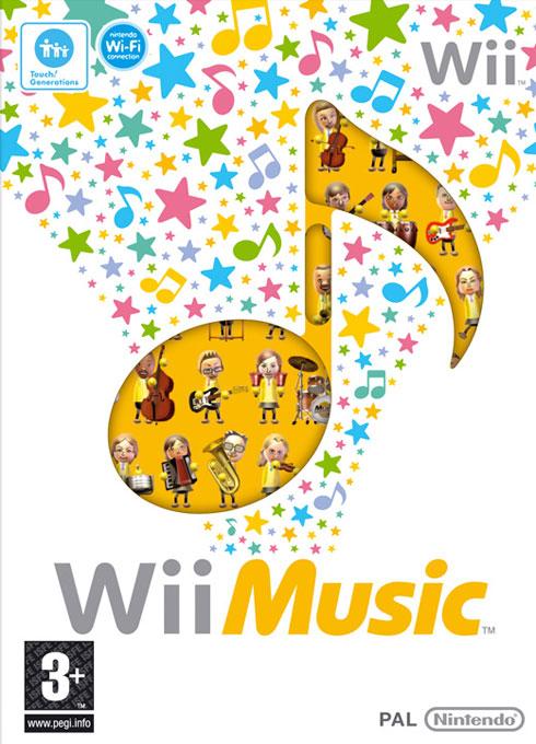 45496366353 Wii Music FR Wii