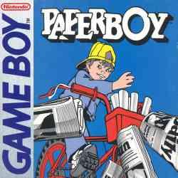 50047110125 Paper Boy GB
