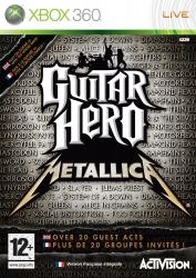 5030917068218 Guitar Hero Metallica FR X36