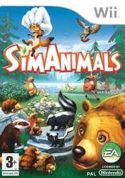 5030931067143 Sim Animals FR WII