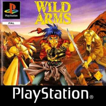 711719746126 Wild Arms FR PS1