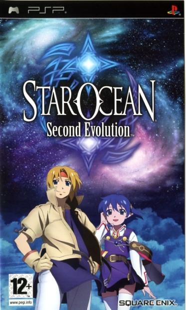 5060121824430 Star Ocean 2 Second Evolution FR/STUK PSP