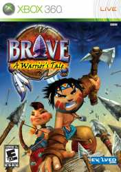 5060182140203 Brave - A Warrior's Tale