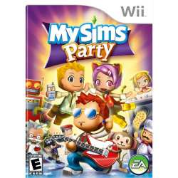 5030931067136 My Sims Party FR WII