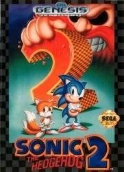 4974365610517 Sonic The Hedgehog  2 Sega Mega Drive FR MD