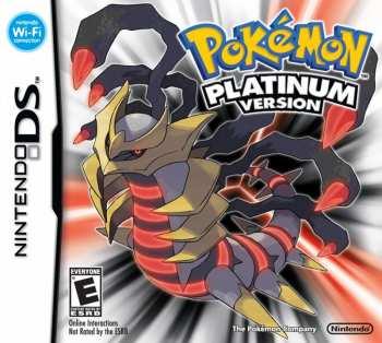 45496468651 Pokémon Version Platine FR DS