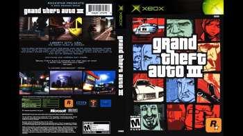 2000990006547 GTA III Grand Theft Auto 3 FR Xbox