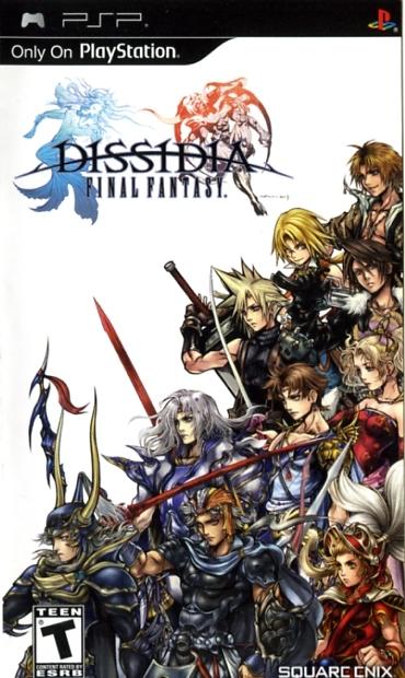 5060121825765 Final Fantasy Dissidia FR/UK PSP