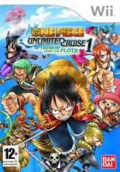 3296580808717 One Piece Unlimited Cruise  Episode 1 FR WII