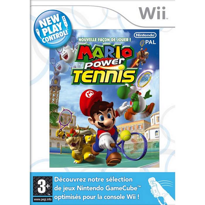 45496367008 Mario Power Tennis