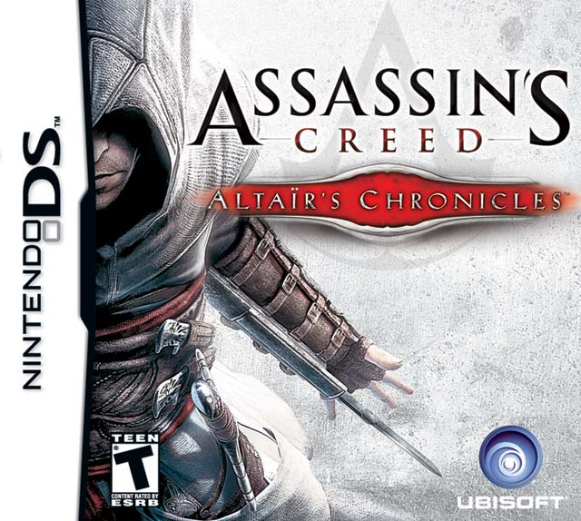 3307210263612 ssassin S Creed Altair S Chronicles FR DS