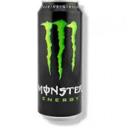 5060166690144 Monster Energy Drink Vert 50cl