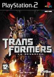 5030917066610 Transformers 2 La revanche FR PS2