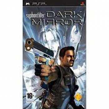 711719188346 Syphonfilter Dark Mirror Platinum FR PSP