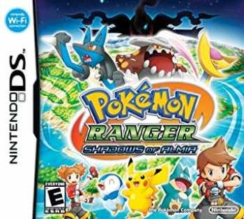 45496467746 Pokemon Ranger Shadows of Almia DS