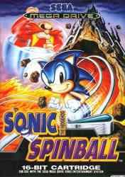 4974365615376 Sonic Pinball FR MD