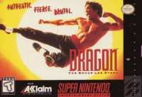 5028587050015 Dragon - The Bruce Lee Story FR SNES