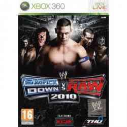 4005209125741 WWE Smackdown vs Raw 2010 FR X36