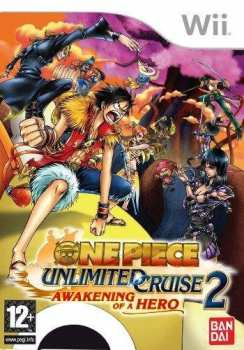 3296580810321 One Piece Unlimited Cruise Episode 2 Eveil FR WII