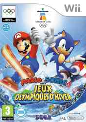 5055277000852 Mario & Sonic Winter Olympics Aux Jeux Olympiques D Hiver  FR WII