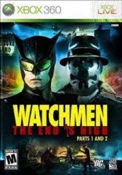 5051889006923 Watchmen La fin Approche Partie 1 & 2 FR X36
