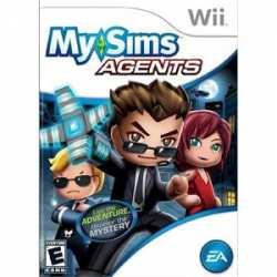 5030931075971 MySims Agents FR Wii