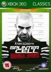 3307212283731 Splinter Cell 4  Double Agent classics FR X36