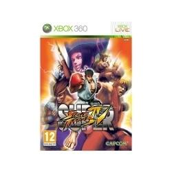 5055060962152 Super Street Fighter IV X36