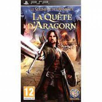 5051889006930 Le Seigneur Des Anneaux La Quete D Aragorn FR PSP