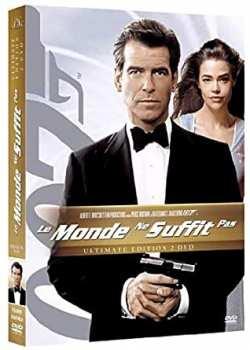 3700259828475 7 James Bond Le Monde Ne Suffit Pas The World Is Not Enough FR DVD