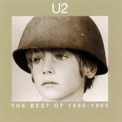 731452461322 U2 The Best Of 1980-199