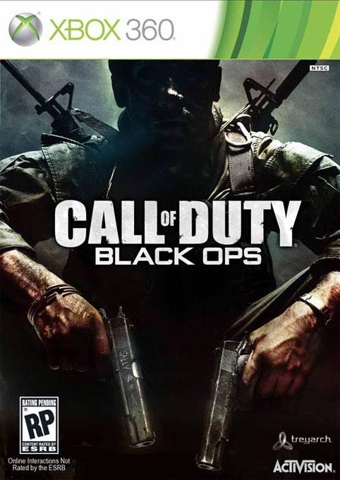 5030917085840 COD Call Of Duty 7 Black Ops FR X36