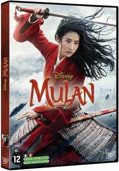 871187597831 Mulan DVD