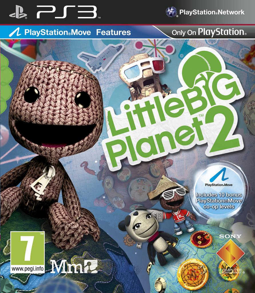 711719172277 LBP Little Big Planet 2 II FR PS3