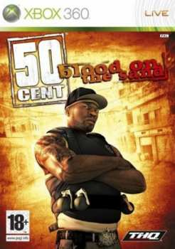 4005209118668 50 Cent - Blood On The Sand FR X36