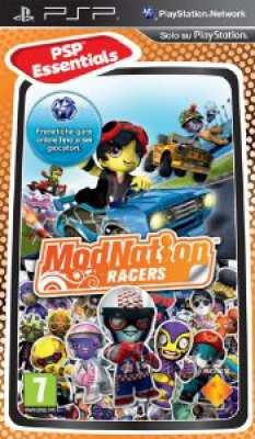 711719139263 Mod Nation Racers FR PSP
