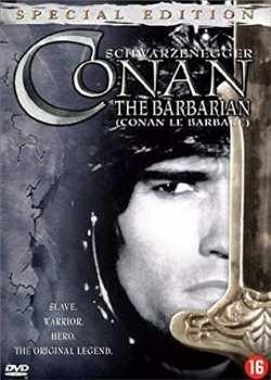 8712626010807 Conan Le Barbare (Arnold Schwarzenegger) FR DVD