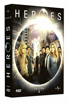 5050582565584 Heroes Integrale Saison 2 DVD