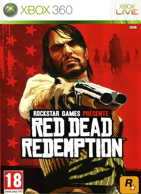 5026555249997 Red Dead Redemption FR/STFR X36