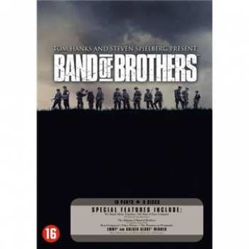 5051889005223 Freres D'armes Coffret 6 Dvd  DVD