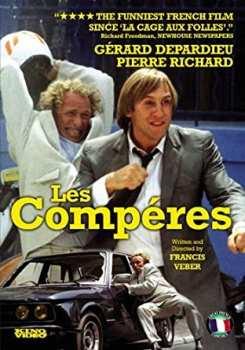 5555100190 Les Comperes DVD